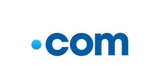 .com Domain Name Logo