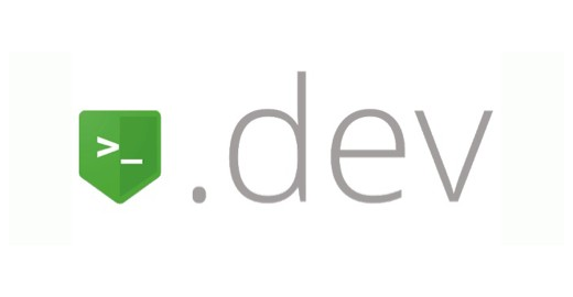 .dev Domain Logo